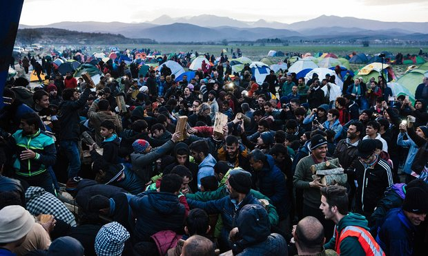 APPEAL FOR SUPPORT ON THE REFUGEE CRISIS IN GREECE