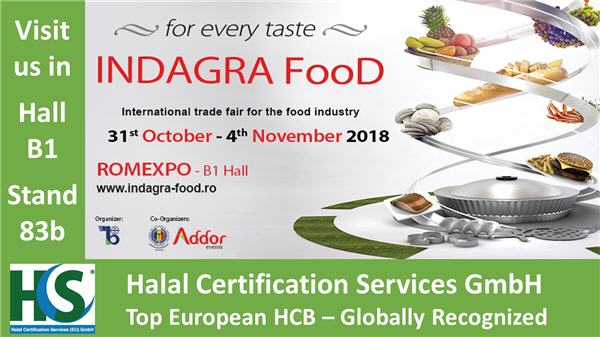 Indagra Food International Exhibition